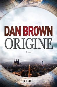 couverture de Origine de Dan Brown