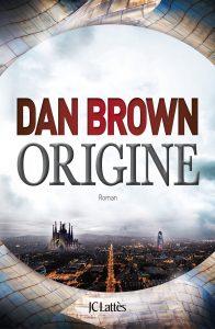couverture de Origine de Dan Brown