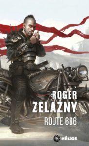 couverture de Route 666 de Roger Zelazny
