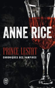 Couverture de Prince Lestat d'Anne Rice