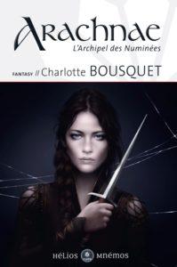 couverture de Arachnae de Charlotte Bousquet