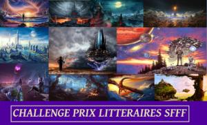 logo du challenge prix litteraires en sfff