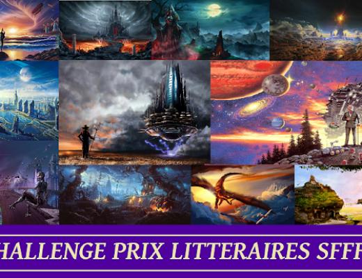 Challenge des Prix littéraires SFFF
