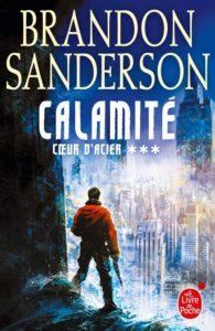 couverture de calamite de brandon sanderson