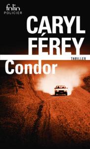 Couverture de Condor de Caryl Férey