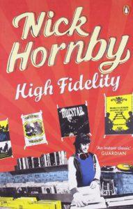 couverture de high fidelity de Nick Hornby