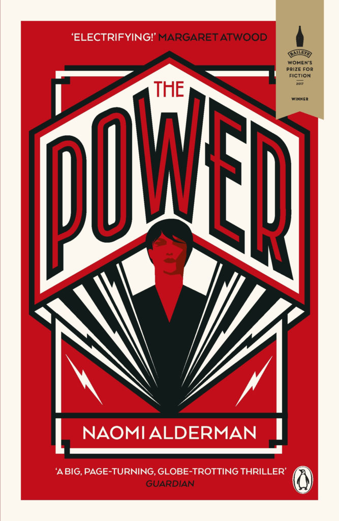 couverture de the power de naomi alderman