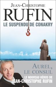 Couverture de Le suspendu de Conakry de Jean-Christophe Rufin