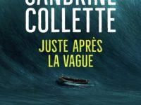 Juste après la vague / Sandrine Collette