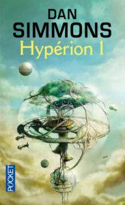 couverture de Hyperion tome 1 de dan simmons