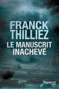 Couverture de Le manuscrit inachevé de Franck Tilliez