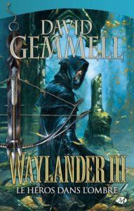 couverture de waylander tome 3 de david gemmell