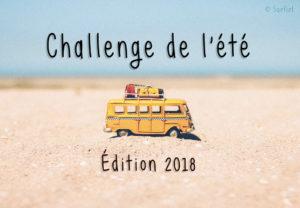 logo challenge ete 2018