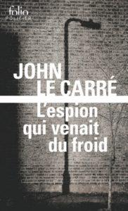 couverture du roman L'espion qui venait du froid de John Le Carre