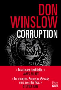 couverture du roman corruption de don winslow
