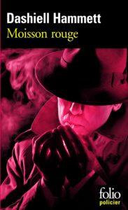 Couverture de Moisson rouge de Dashiel Hammet