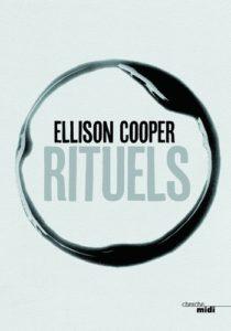 couverture du roman rituels de ellison cooper