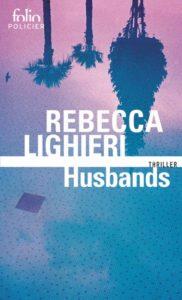 couverture du roman husbands de rebecca Lighieri