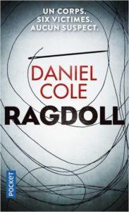 Couverture de Ragdoll de Daniel Cole