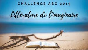 logo du challenge abc imaginaire 2019
