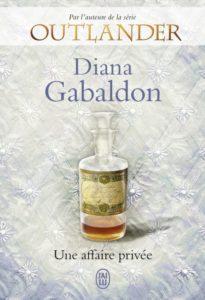 Couverture de Une affaire privée de Diana Gabaldon