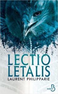 couverture du roman Lecto Letalis de Laurent Philipparie