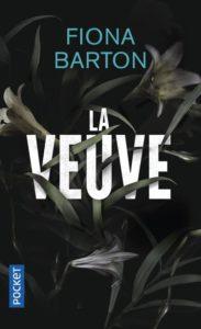 couverture du roman la veuve de fiona barton