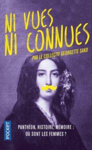 couverture du livre ni vues ni connues par le collectif george sand