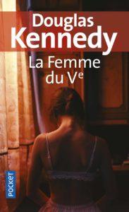 couverture du roman la femme du Ve de douglas kennedy