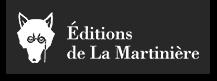logo des editions de la martiniere