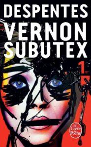 couverture du roman vernon subutex de virginie despentes