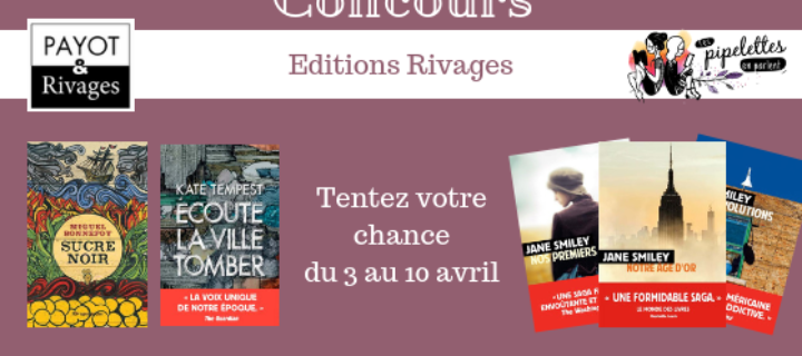 Concours Rivages