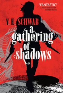 Chronique de A gathering of shadws de VE Schwab
