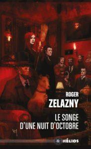 couverture du roman le songe d'une nuit d'octobre de roger zelazny
