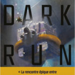 Couverture de Dark Run de Mike Brooks