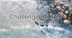 logo challenge de l ete 2019
