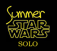 logo summer star wars solo