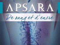 Apsara, de sang et d'encre / Célia Quero