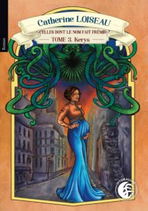 couverture du roman celle dont le nom fait fremir de catherine loiseau