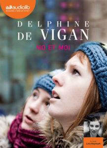Couverture de No et moi de Delphine de Vigan