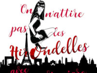 On n'attire pas les hirondelles avec du vinaigre / Juliette Sachs