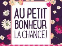 Au petit bonheur la chance / Aurélie Valognes