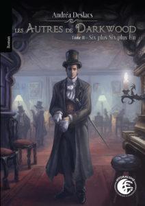 couverture du roman six plus six plus un de andrea delacs