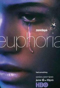 chronique de la saison 1 de la série Euphoria