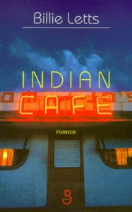 Couverture de Indian Café de Billie Letts