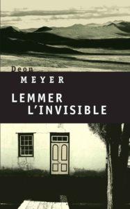 Couverture de Lemmer L'invisible de Deon Meyer