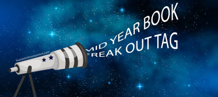 Mid Year Book Freak Out Tag | 2019