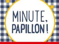Minute, papillon ! / Aurélie Valognes