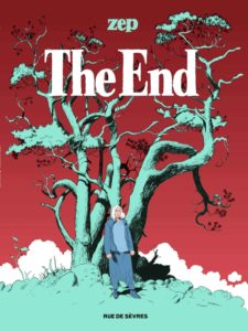 couverture de la BD The end de Zep