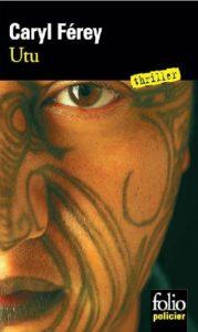 couverture du roman utu de caryl ferey
